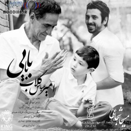 دانلود اهنگ جدید امیر عباس گلاب بنام بابایی